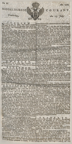 Middelburgsche Courant 1778-07-23