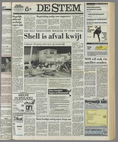 de Stem 1989-09-05