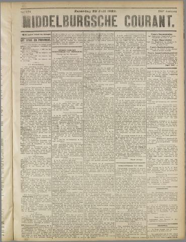 Middelburgsche Courant 1922-07-22