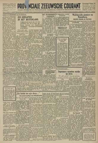 Provinciale Zeeuwse Courant 1946-03-27