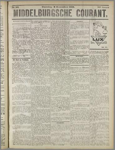 Middelburgsche Courant 1922-12-18