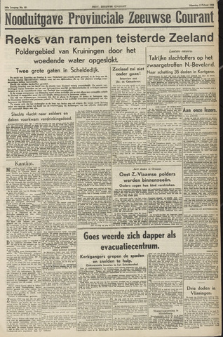 Provinciale Zeeuwse Courant 1953-02-02