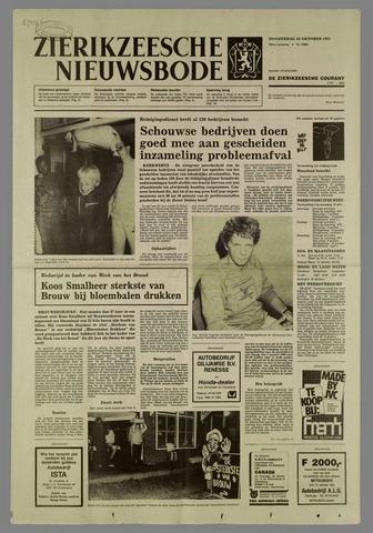 Zierikzeesche Nieuwsbode 1985-10-10