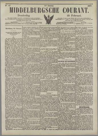 Middelburgsche Courant 1897-02-25