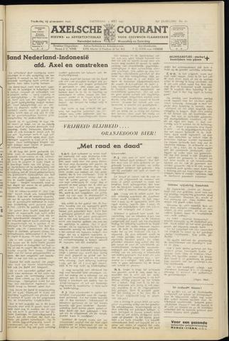 Axelsche Courant 1951-05-05