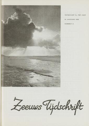 Zeeuws Tijdschrift 1958-09-01