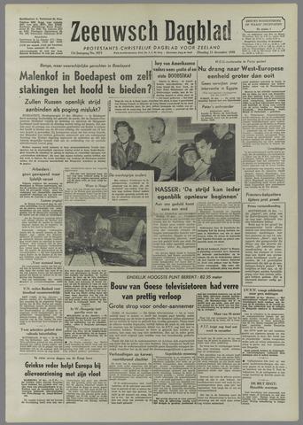 Zeeuwsch Dagblad 1956-12-11