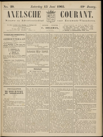 Axelsche Courant 1903-06-13