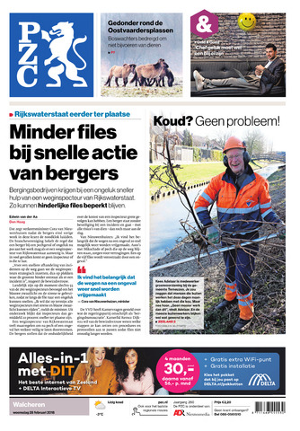 Provinciale Zeeuwse Courant 2018-02-28