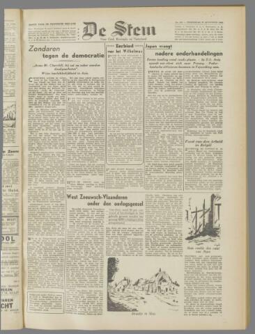 de Stem 1945-08-29
