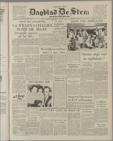 de Stem 1959-09-24