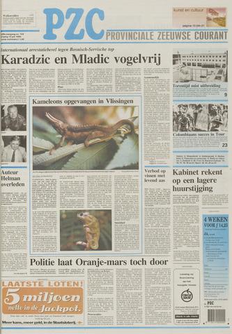 Provinciale Zeeuwse Courant 1996-07-12