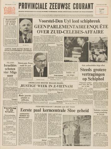 Provinciale Zeeuwse Courant 1969-07-03