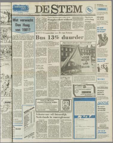 de Stem 1980-12-31