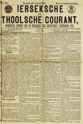 Ierseksche en Thoolsche Courant 1904-01-30