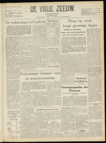 de Vrije Zeeuw 1951-06-16