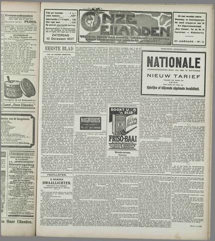 Onze Eilanden 1927-12-10
