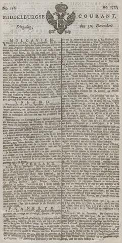 Middelburgsche Courant 1777-12-30