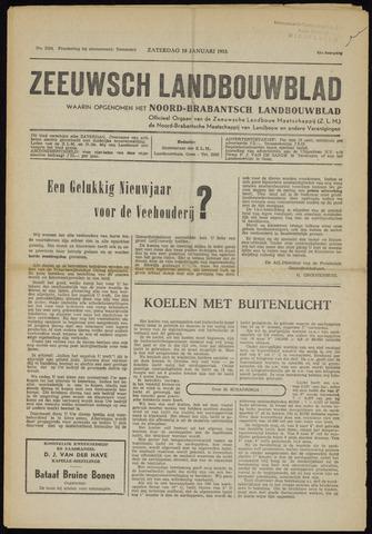 Zeeuwsch landbouwblad ... ZLM land- en tuinbouwblad 1953-01-10
