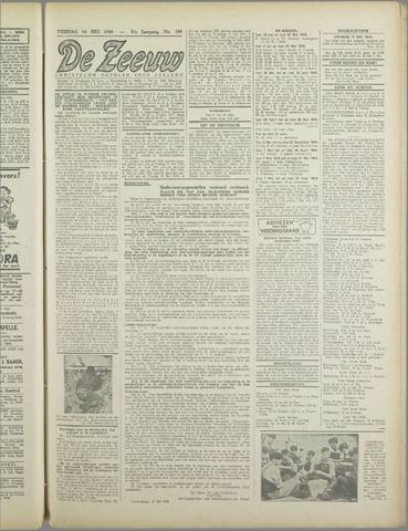 De Zeeuw. Christelijk-historisch nieuwsblad voor Zeeland 1943-05-14