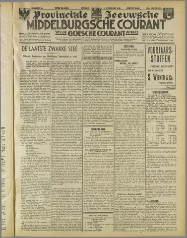 Middelburgsche Courant 1938-02-11