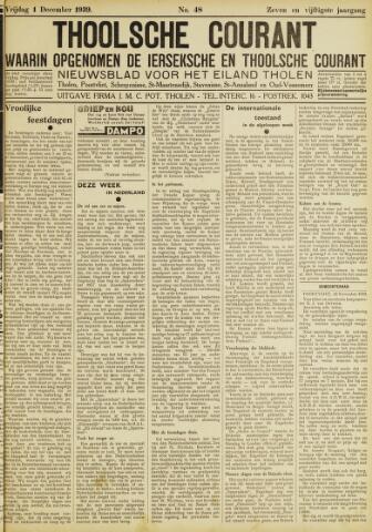 Ierseksche en Thoolsche Courant 1939-12-01