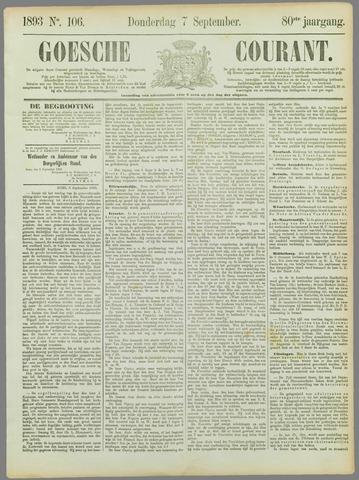 Goessche Courant 1893-09-07