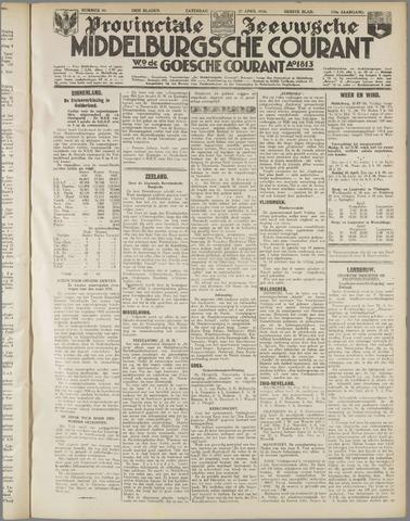 Middelburgsche Courant 1935-04-27