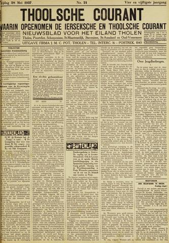 Ierseksche en Thoolsche Courant 1937-05-28
