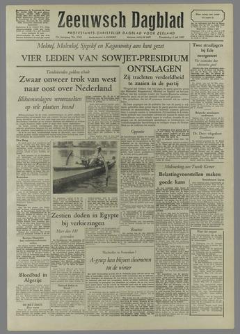 Zeeuwsch Dagblad 1957-07-04