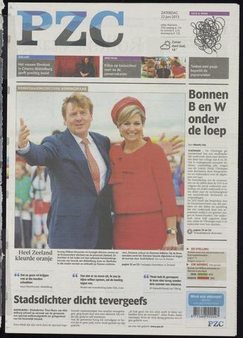 Provinciale Zeeuwse Courant 2013-06-22