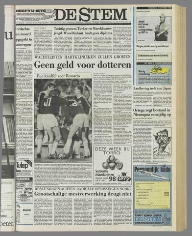 de Stem 1989-11-02