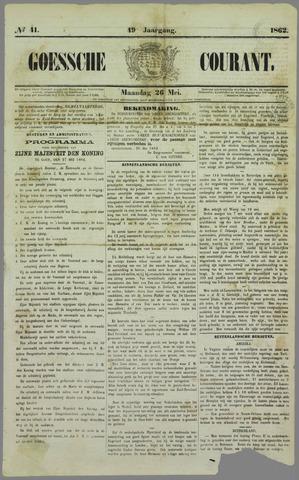 Goessche Courant 1862-05-26