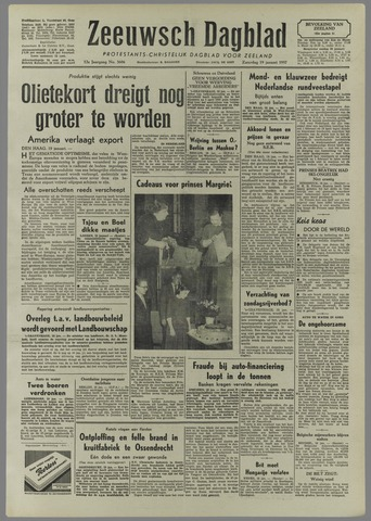 Zeeuwsch Dagblad 1957-01-19