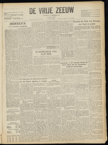 de Vrije Zeeuw 1949-12-17