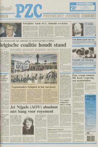 Provinciale Zeeuwse Courant 1995-05-22