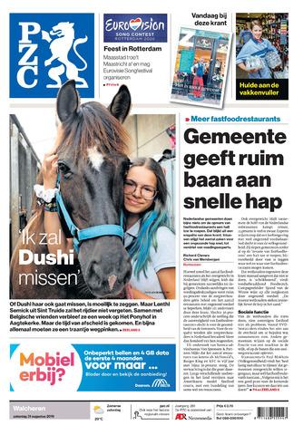 Provinciale Zeeuwse Courant 2019-08-31