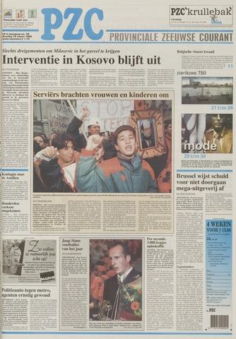 Provinciale Zeeuwse Courant 1998-03-10