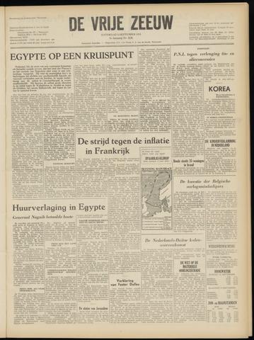 de Vrije Zeeuw 1952-09-13