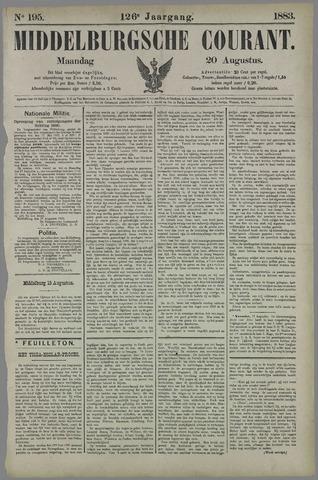 Middelburgsche Courant 1883-08-20