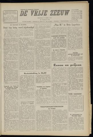 de Vrije Zeeuw 1948-04-13