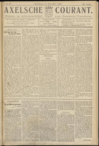 Axelsche Courant 1937-03-12