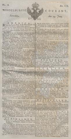 Middelburgsche Courant 1776-06-29