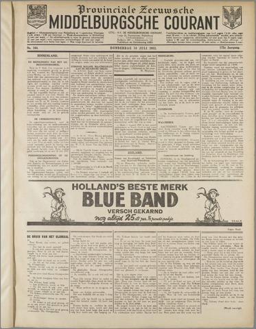 Middelburgsche Courant 1932-07-14