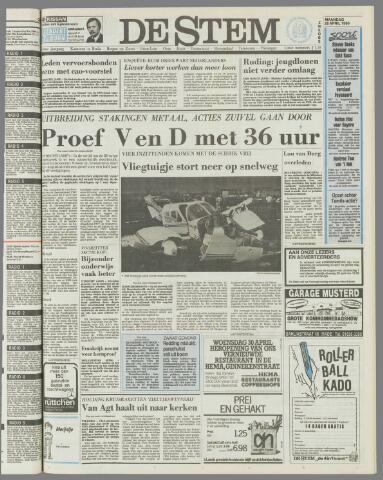 de Stem 1986-04-28