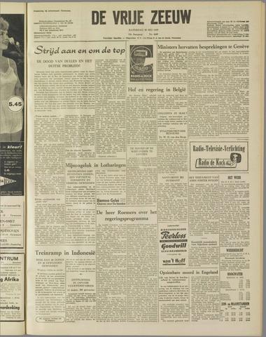 de Vrije Zeeuw 1959-05-30