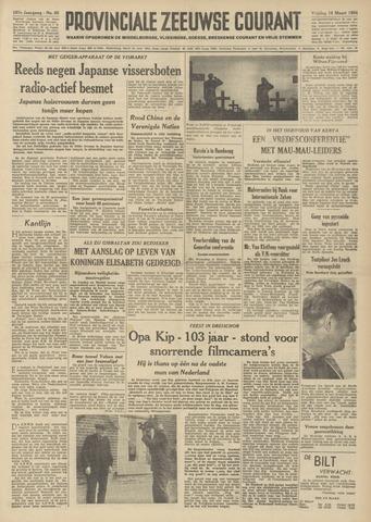 Provinciale Zeeuwse Courant 1954-03-19