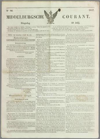 Middelburgsche Courant 1857-07-28
