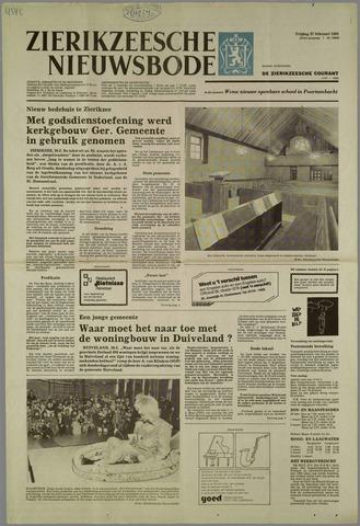 Zierikzeesche Nieuwsbode 1981-02-27