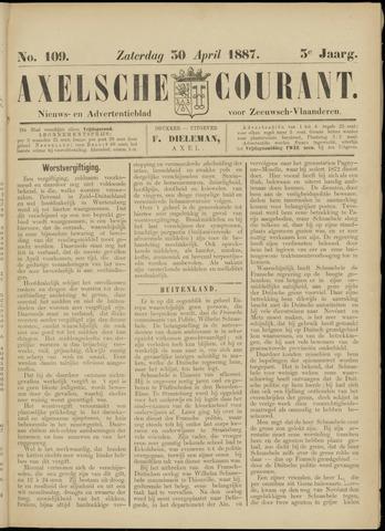 Axelsche Courant 1887-04-30